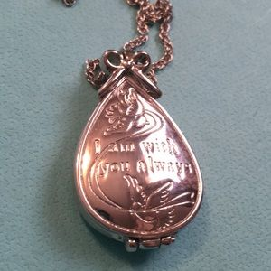 Locket I am always with you merry Christmas